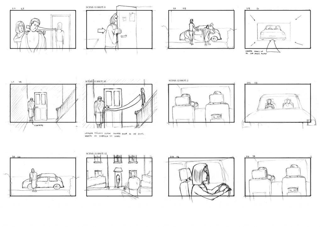 Storyboard Art